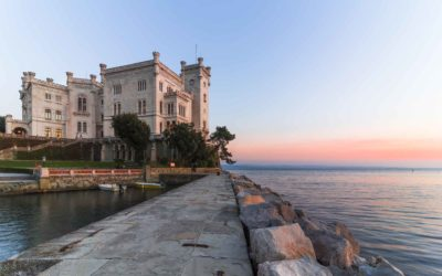 Trieste and Venice, two very different cities united by the sea