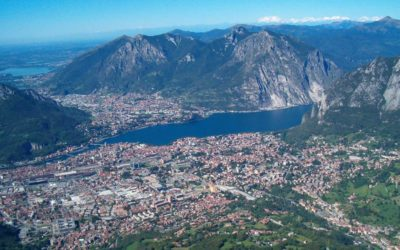 Milan: that branch of the lake of Como…