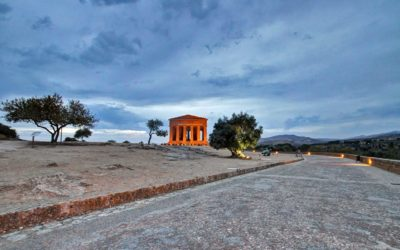 Noble Sicily and the Kolymbetra Garden